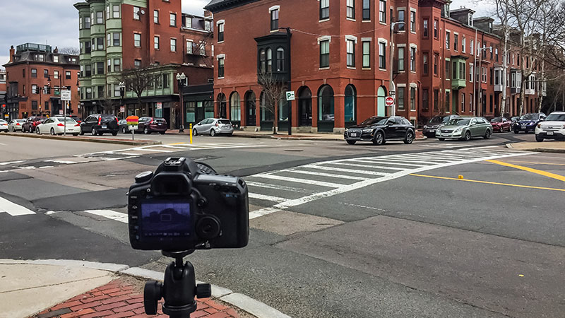 Boston Time-Lapse Photography